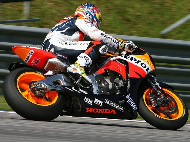 Hayden no estará en Jerez