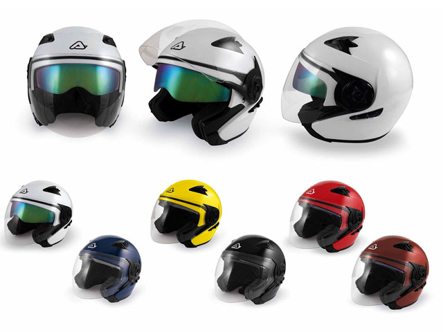 Casco Acerbis Sunset