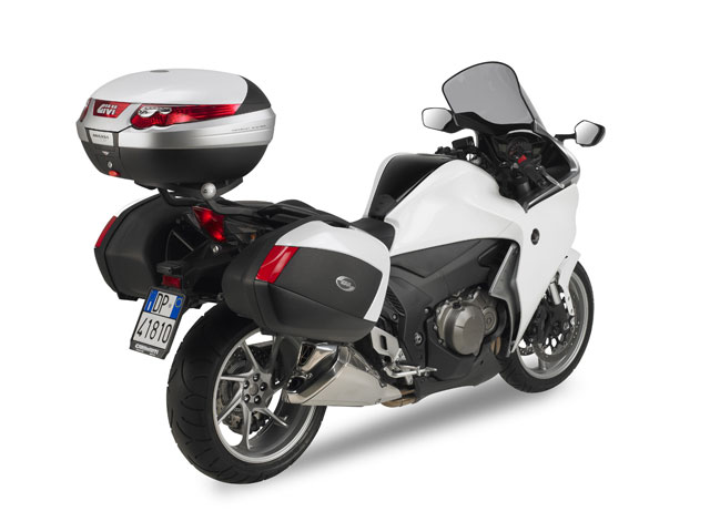 Maletas y bolsas Givi para la Honda VFR 1200 F