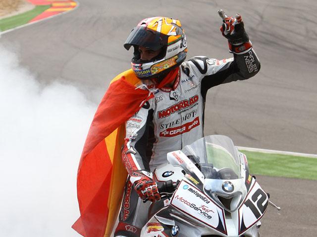 Forés, Coghlan, Oliveira y Moleno, victorias en el CEV de Motorland