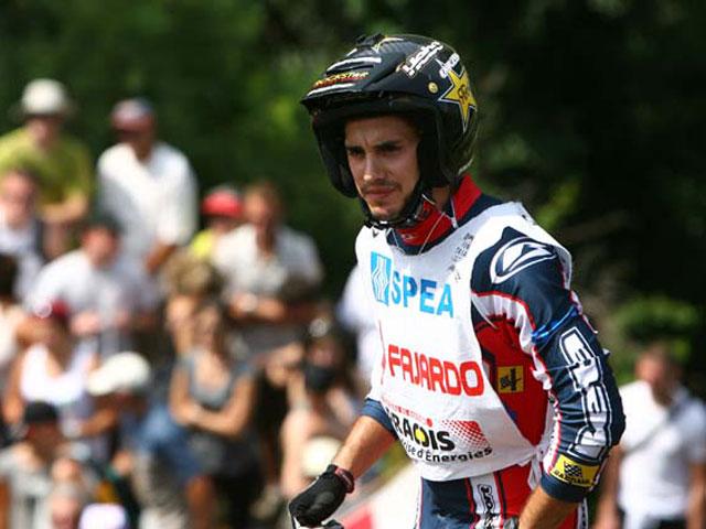 """Jeroni Fajardo: """"Estoy muy motivado de cara a las dos carreras que quedan"""""""