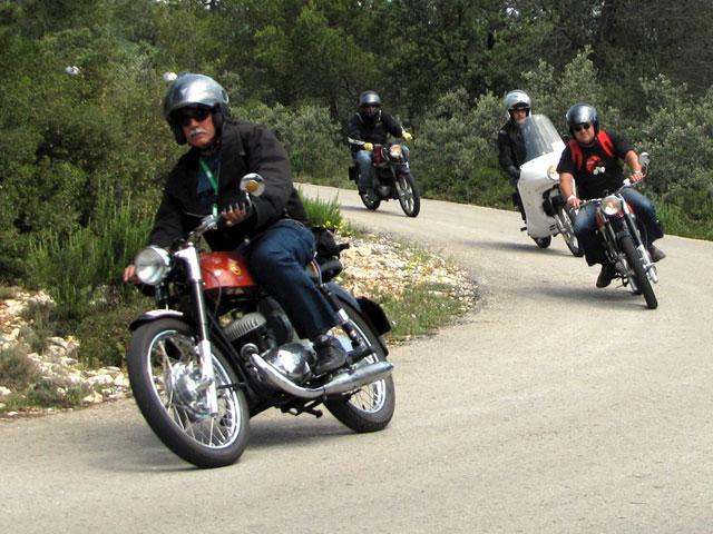 Impalada 2010: La gran concentración de las Montesa Impala
