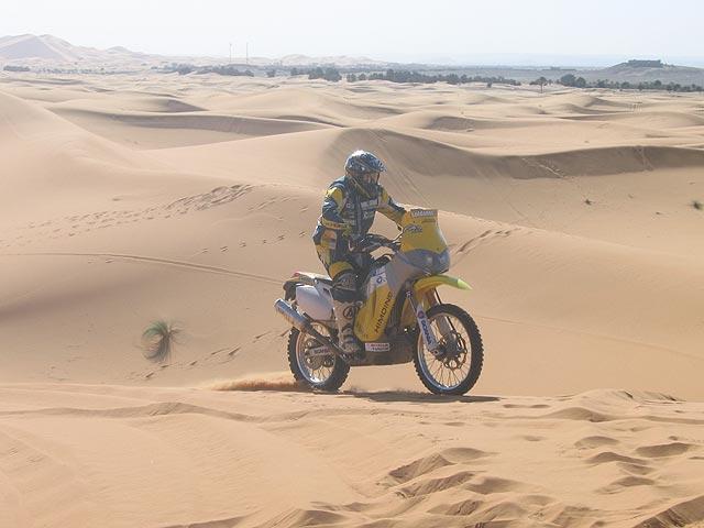 Aventura en el desierto