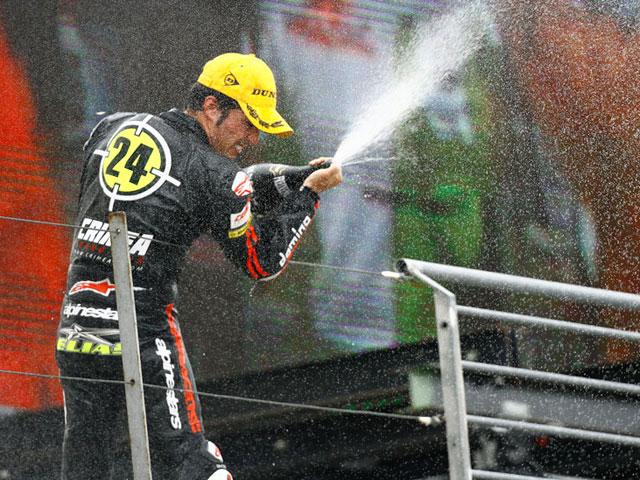 Imagen de Galeria de Las fotos de las carreras de Moto2 y 125 en Alemania