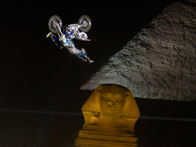 Red Bull X-Fighters, en Madrid