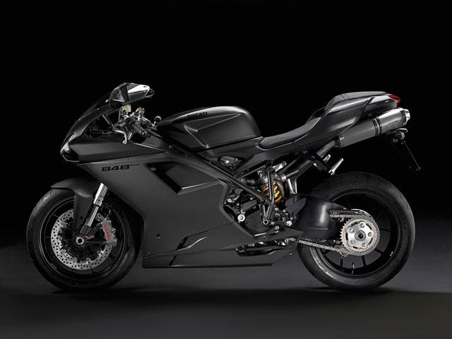 Nueva Ducati 848EVO