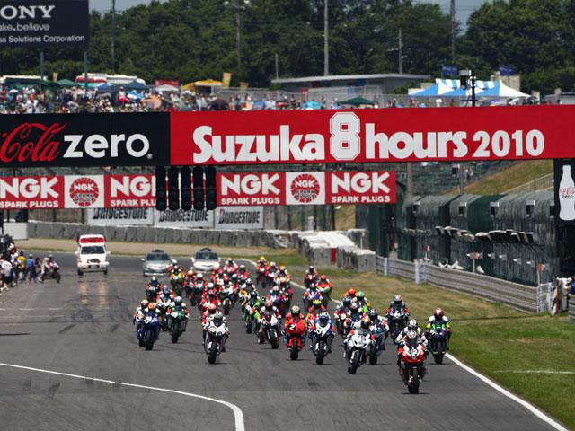 Honda arrasa en las 8 Horas de Suzuka