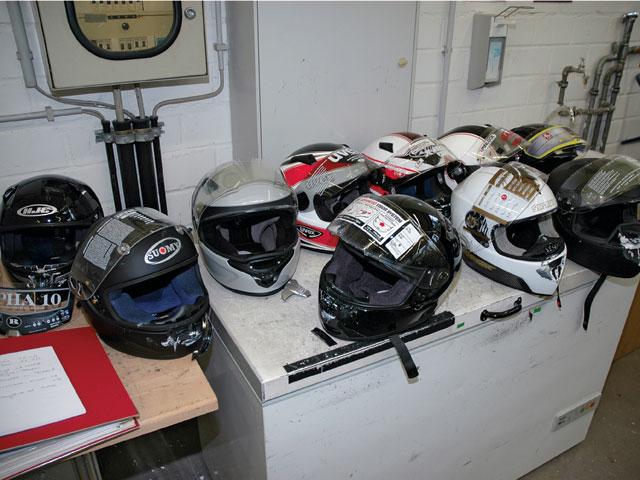 Comparativa de cascos de gama media-alta (1ª parte)