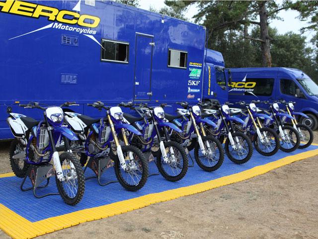 Sherco Enduro 2011