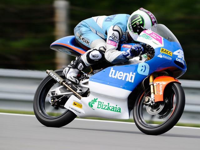 Nico Terol, victoria indiscutible en el GP de la República Checa