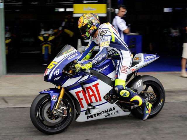 Lorenzo, el más rápido en el test de MotoGP en Brno