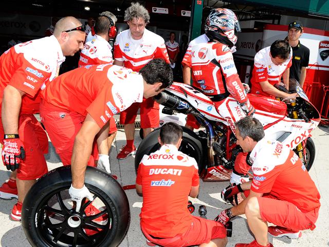 Ducati se retira del Mundial de SBK