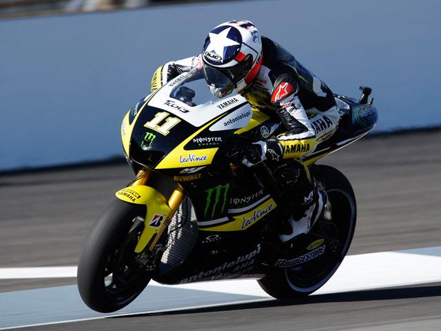 Dani Pedrosa, inalcanzable en el Gran Premio de Indianápolis