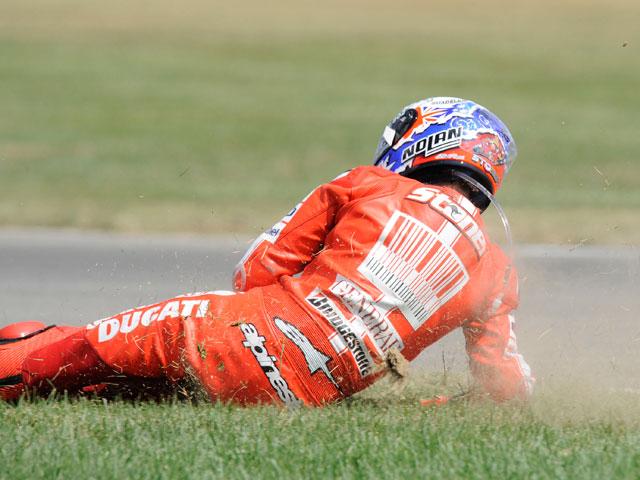 "Dani Pedrosa: ""Ha sido una victoria muy difícil por el calor en Indianápolis"""