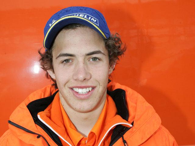 Mario Román, Campeón del Mundo de enduro Junior 125