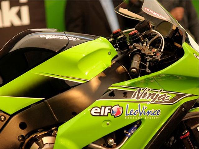 Nueva Kawasaki ZX-10R para el Mundial de Superbike