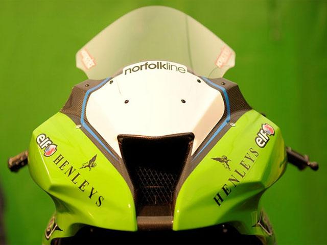 Imagen de Galeria de Nueva Kawasaki ZX-10R para el Mundial de Superbike