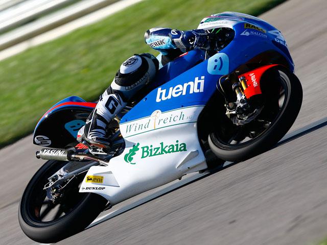 Nico Terol empieza fuerte en los entrenamientos de San Marino