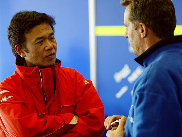 Ichiro Yoda toma el mando de Kawasaki Racing