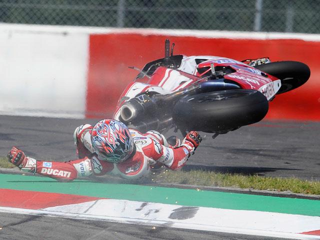 Imagen de Galeria de Rea y Haga se llevan las victorias de Superbike en Alemania