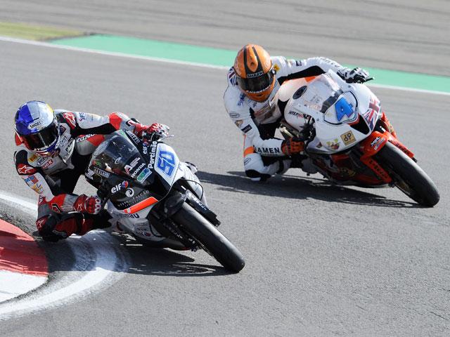 Rea y Haga se llevan las victorias de Superbike en Alemania