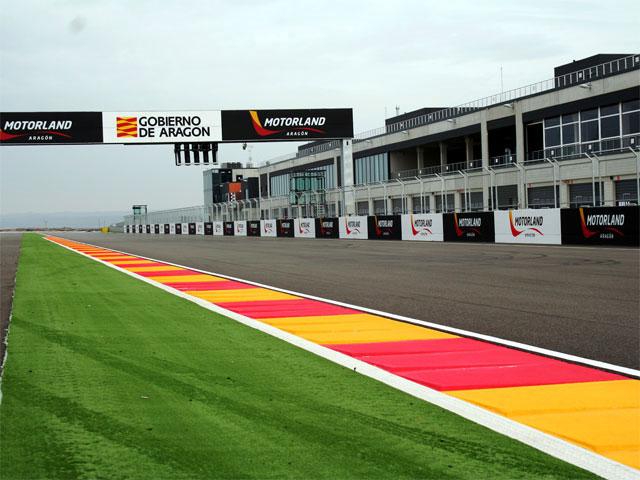 Circuito Aragon : Gran premio de aragón circuito motorland