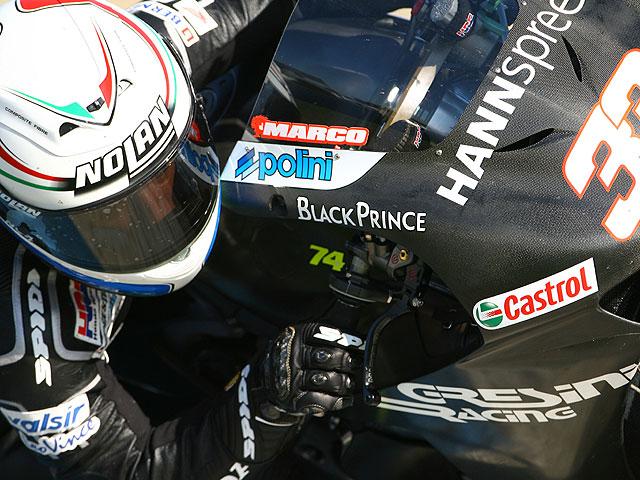 Rossi y Pedrosa miden sus fuerzas