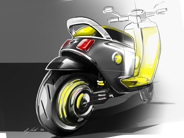 Smart y Mini ultiman la presentación de sus scooters