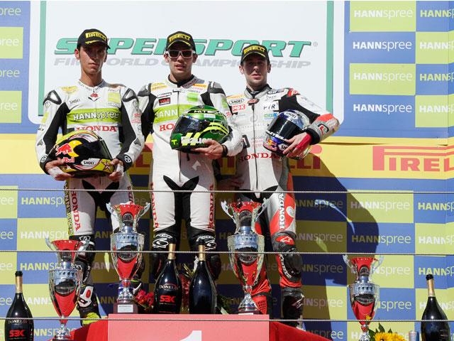 Max Biaggi, Campeón del Mundo de Superbike