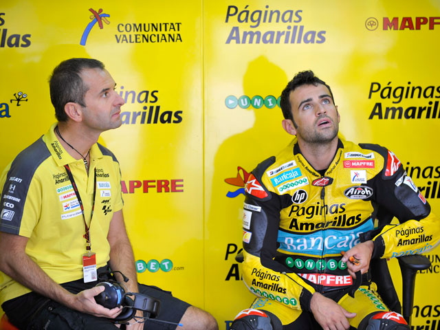 "Valentino Rossi: ""Va a ser un Gran Premio difícil para mí"""
