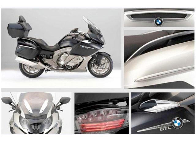 BMW K 1600 GT y GTL
