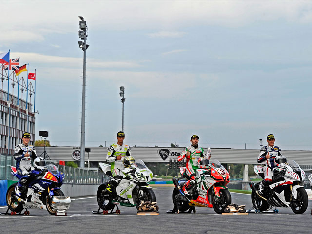 Crutchlow y Biaggi despiden el Mundial de Superbike con victoria