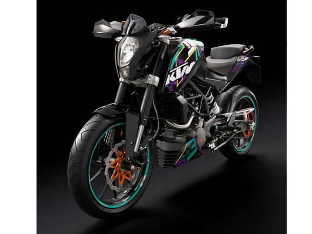 KTM 2011, en INTERMOT
