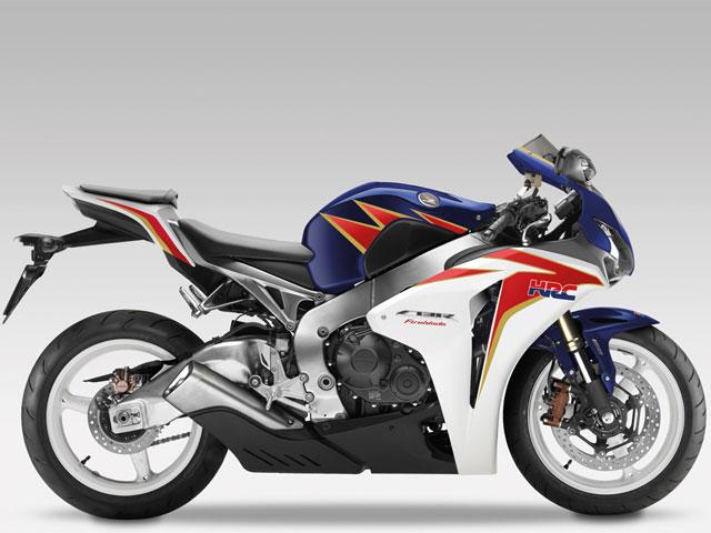 Honda da a conocer sus nuevos colores en el Salón de Intermot