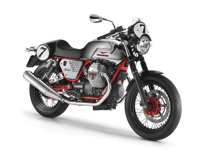 Imagen de Galeria de Moto Guzzi V7 Racer