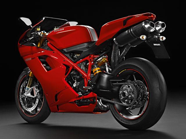 Imagen de Galeria de Ducati presenta algunas novedades 2011 en Intermot