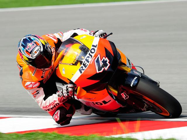 Jorge Lorenzo, Campeón del Mundo de MotoGP. Rossi consigue la victoria