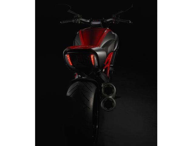 Ducati Diavel, primera foto