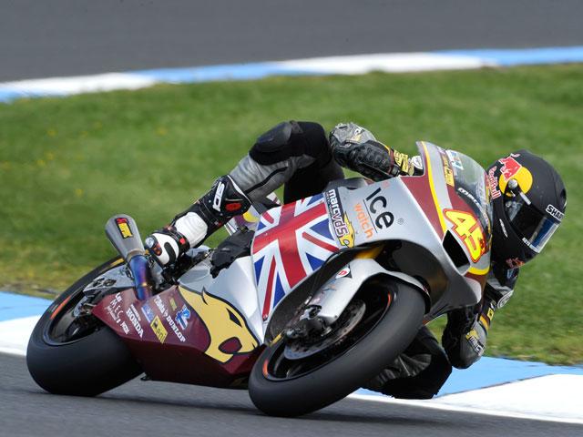 Alex De Angelis, pole y victoria en Phillip Island