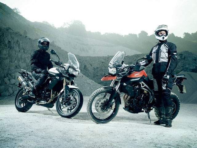 Imagen de Galeria de Triumph Tiger 800