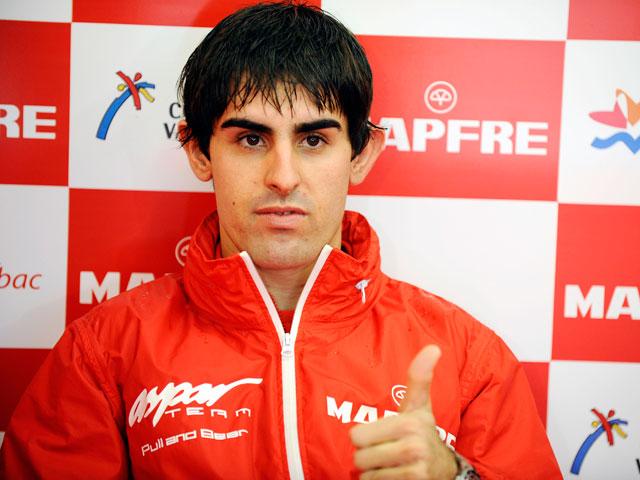 Gabor Talmacsi, mejor tiempo en los entrenamientos de Moto2