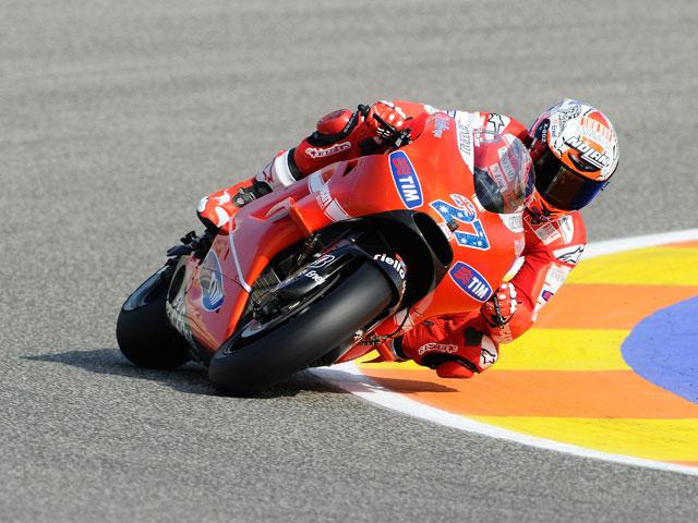 Jorge Lorenzo termina la temporada con victoria en Cheste. Pedrosa, subcampeón