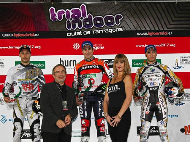 Imagen de Galeria de Toni Bou logra una nueva victoria en el Campeonato de España de Trial Indoor