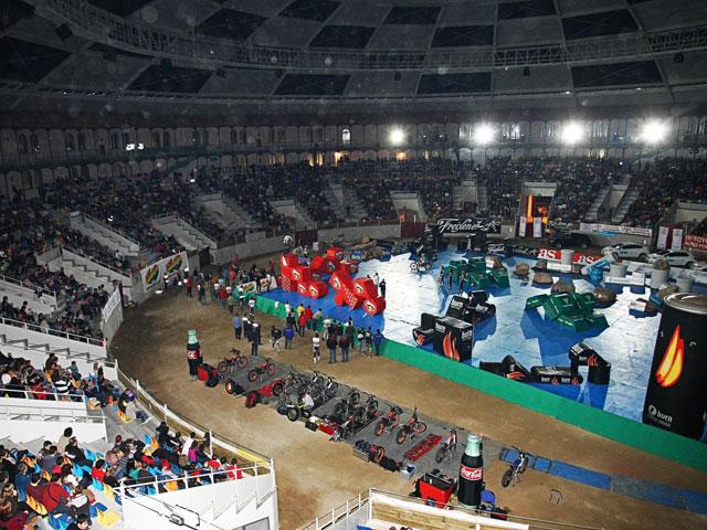 Toni Bou logra una nueva victoria en el Campeonato de España de Trial Indoor