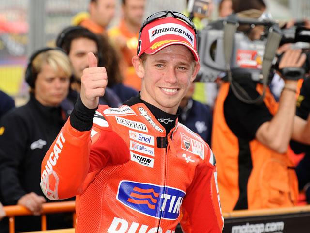 """Valentino Rossi: """"Bye, bye, Baby"""""""