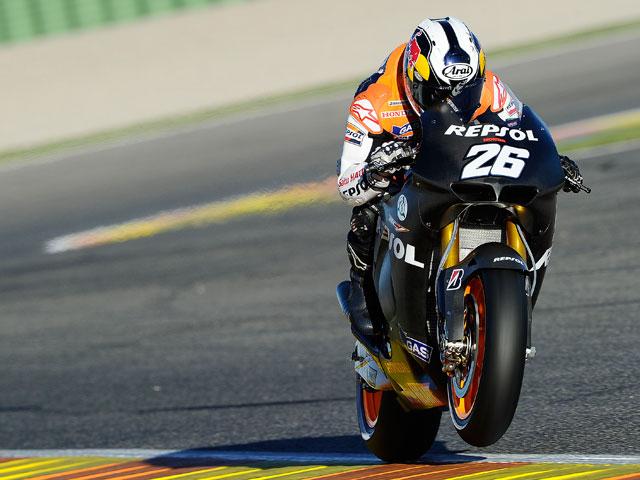 Jorge Lorenzo se impone en los primeros entrenamientos 2011 de MotoGP