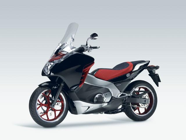 Honda New Mid