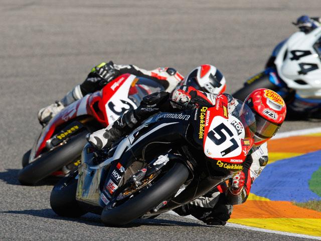 Morales, Oliveira y Del Amor ganan en Valencia