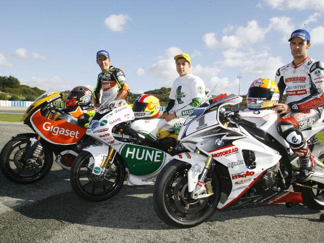 Imagen de Galeria de Pons, Oliveira y Forés ganan en la última carrera del CEV