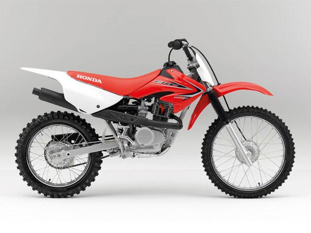 Las Honda CRF250X y CRF450X, disponibles en enero 2011